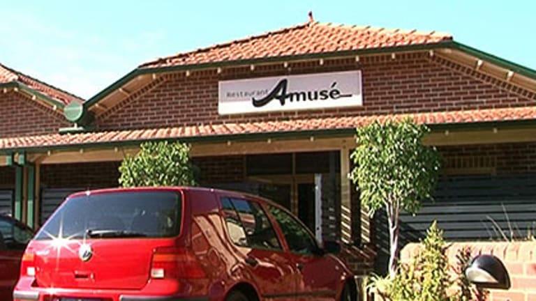Inside Restaurant Amusé's ordinary exterior lies some culinary magic.