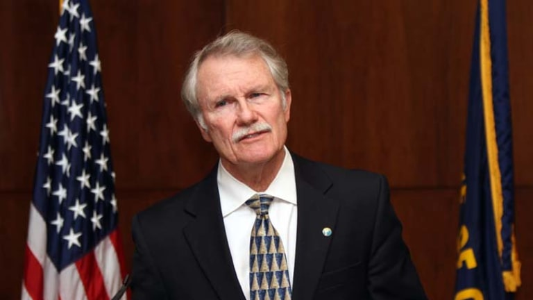 ''Morally wrong'' ... Oregon governor John Kitzhaber.