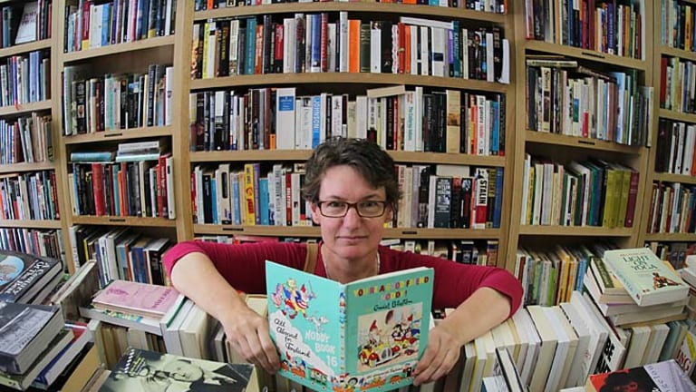 Enid Blyton devotee Caroline Phillips trawled through piles of second-hand books over four years to complete her Noddy collection.