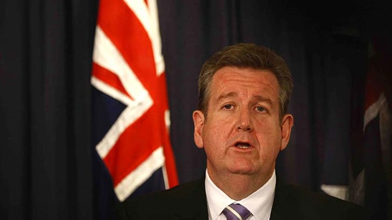 Reforms ... the O'Farrell government wants to make the NSW Crime Commission more transparent.