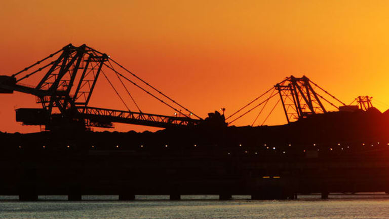 BHP's production figures are expected to result in only minor adjustments to the market's profit expectations for the 2012 June financial year.