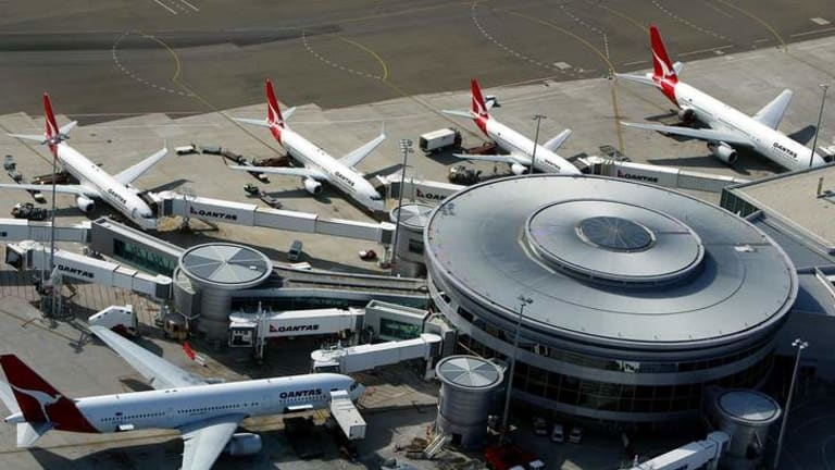 Macquarie is getting out while debate continues over a second airport.