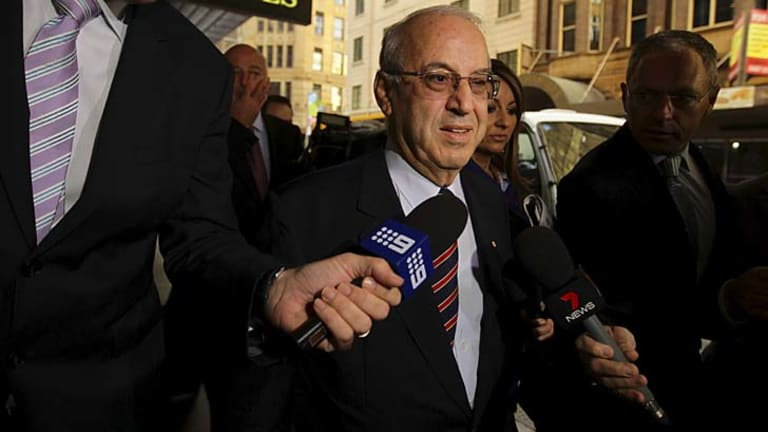 Eddie Obeid has become a notorious NSW Labor figure during the ICAC investigation.