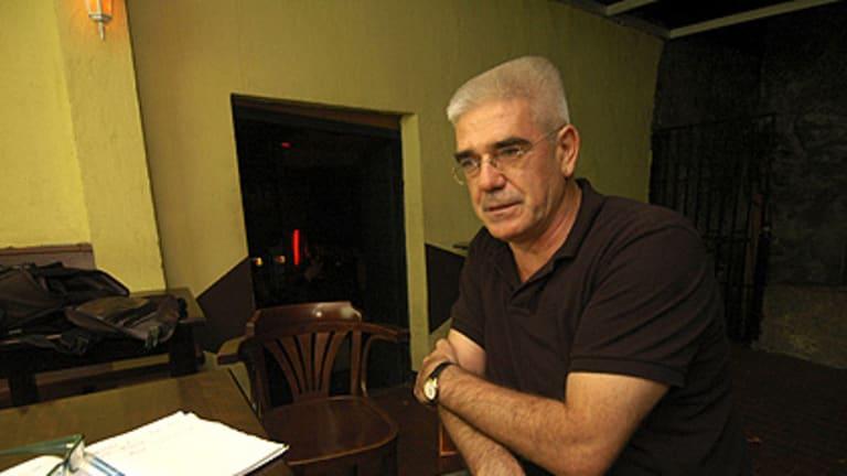 Club Fuego owner Vinko Cosmai.