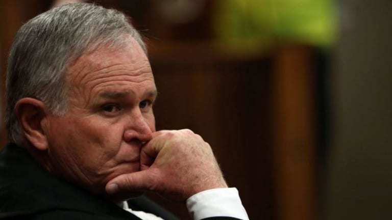 Defence lawyer Barry Roux asked for an adjournment to counsel his witnesses in the murder trial, which will resume on Friday morning.
