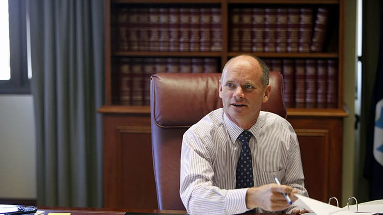 New Queensland Premier Campbell Newman plans to cut green programs started by the previous government.
