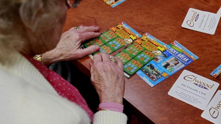 Greek gaming group Intralot dramitically abandoned its $50 million contract to sell scratchies and daily keno tickets in Victoria.