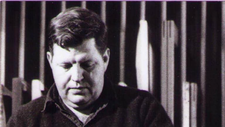 Australian icon … Fred Williams.