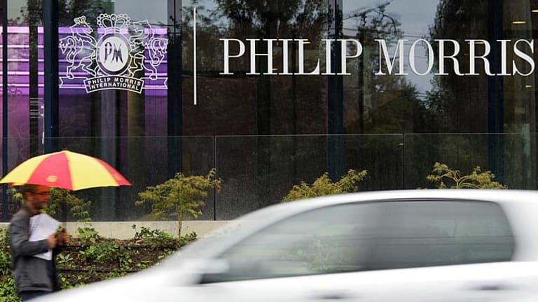 Philip Morris's profits in the Asia Pacific region increased to $11 billion in 2011.