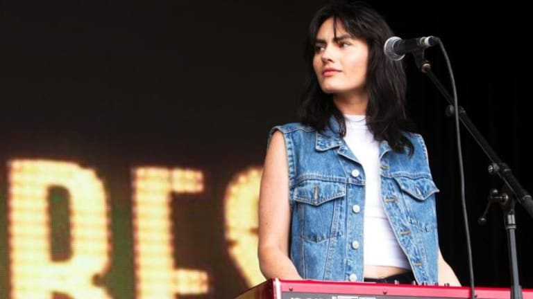 Isabella Manfredi from the Preatures.