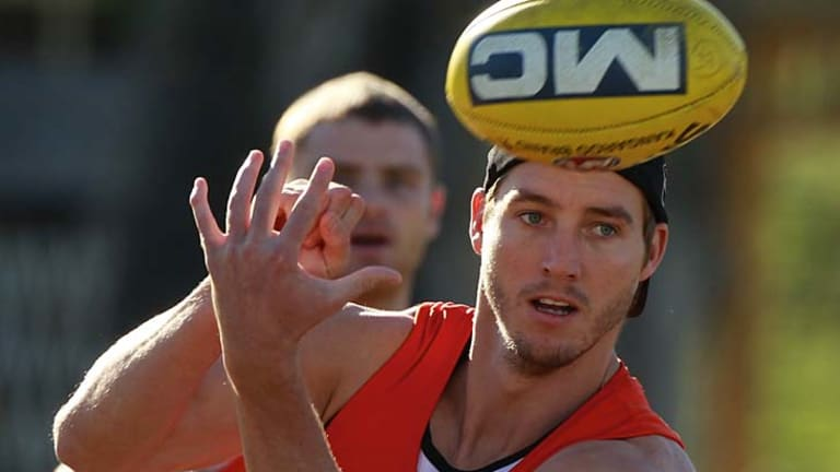 Dale Thomas will be back for Collingwood this week.