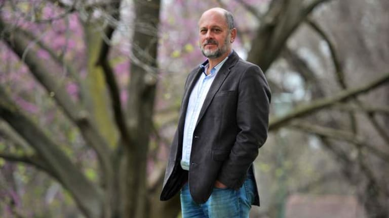 """Professor Tim Flannery: """"I believe Australians have a right to know, a right to authoritative, independent and accurate information on climate change""""."""