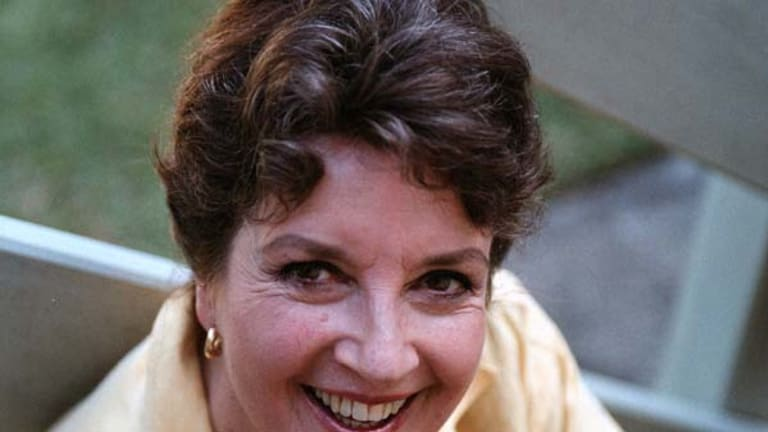 Lorraine Bayly ... star of the forthcoming Australian production of the hit British musical, Calendar Girls.