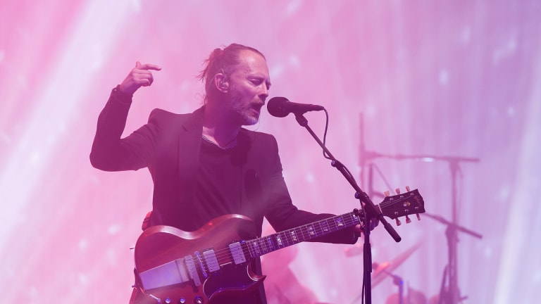 Radiohead's management are refuting Lana Del Rey's claims about a pending lawsuit.