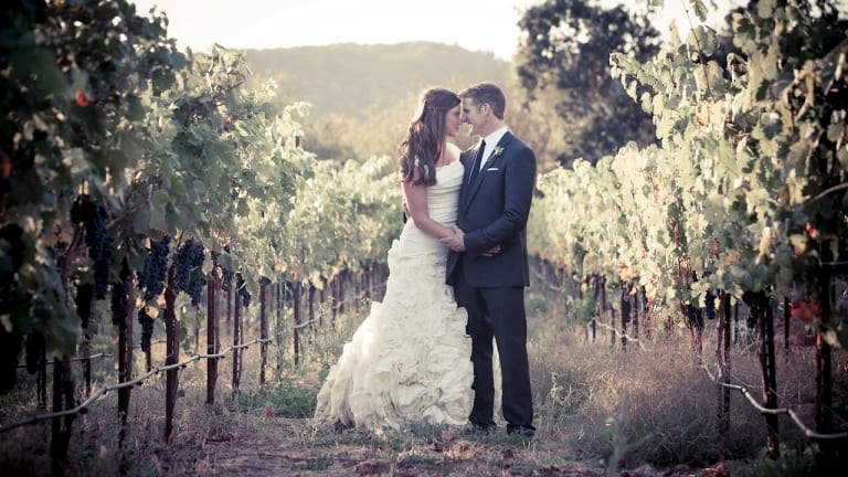 Brittany Maynard and husband Dan Diaz.