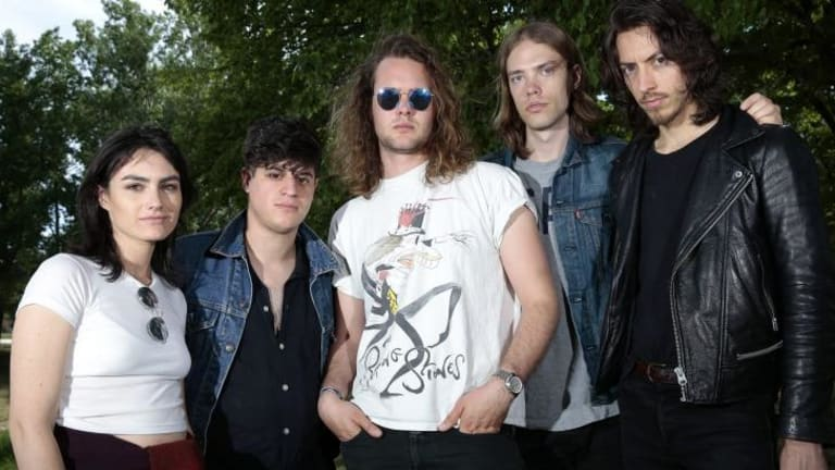 'Like any other gig': The Preatures.
