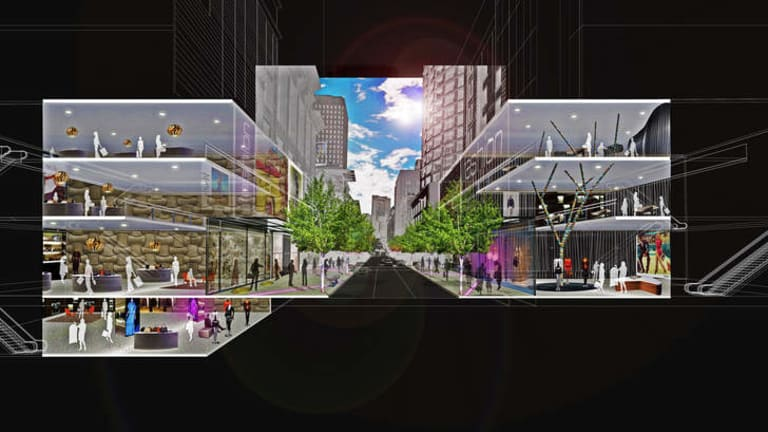 Proposed Edward St redevelopment