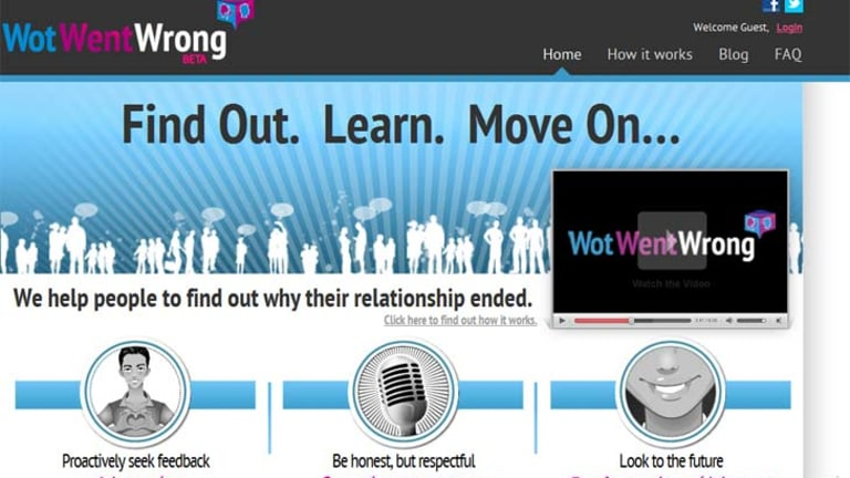 A screen shot from www.wotwentwrong.com.