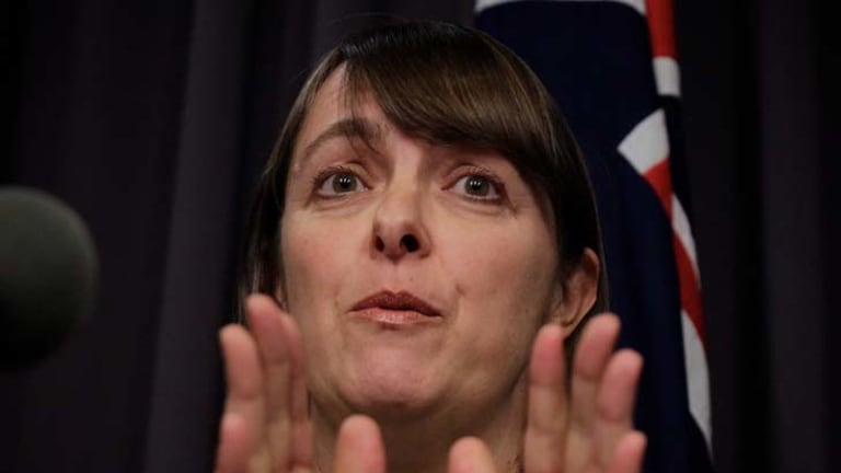 """I would hope that there isn't opposition from the Liberal Party"" ... Attorney-General Nicola Roxon."