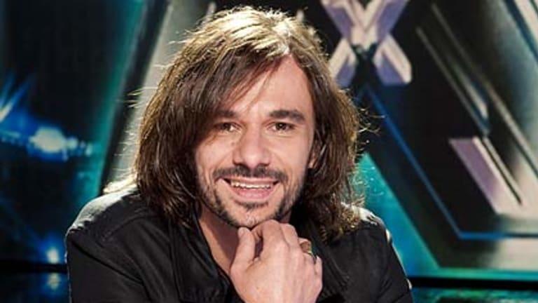 Chart shock ...  X Factor winner Altiyan Childs.