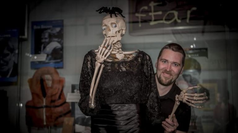 where to celebrate halloween 2014 in canberra