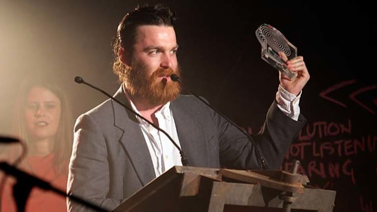 Chet Faker wins best independent single/EP for <i>Thinking In Textures</i>, and is also named breakthrough independent artist.