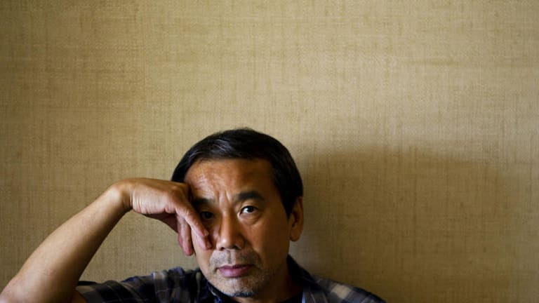 Sensation ... Murakami is described as a genius almost as a matter of course.