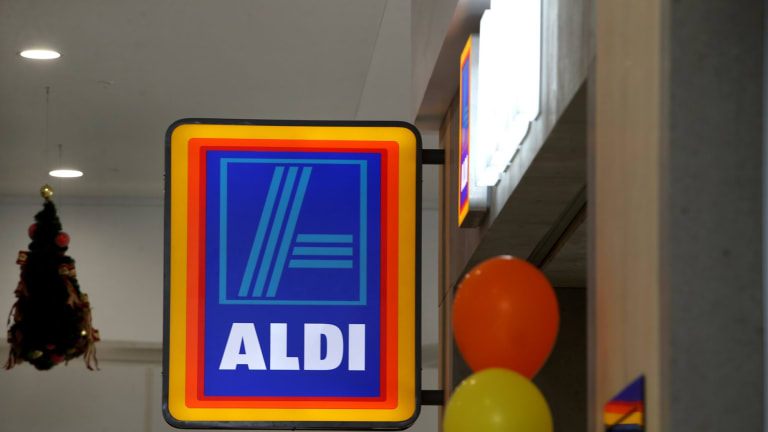 Aldi will open 25 new stores a year on the east coast.