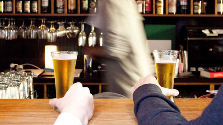 Eighty percent of alcohol consumption by drinkers aged between 14 and 24 years is done at levels that put them, and others, at immediate and acute risk.