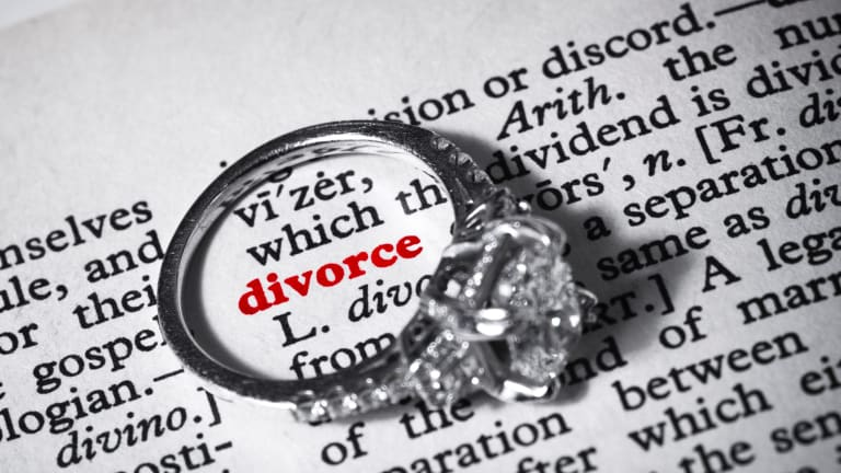 Divorce is a costly exercise, as well as an emotionally painful one.
