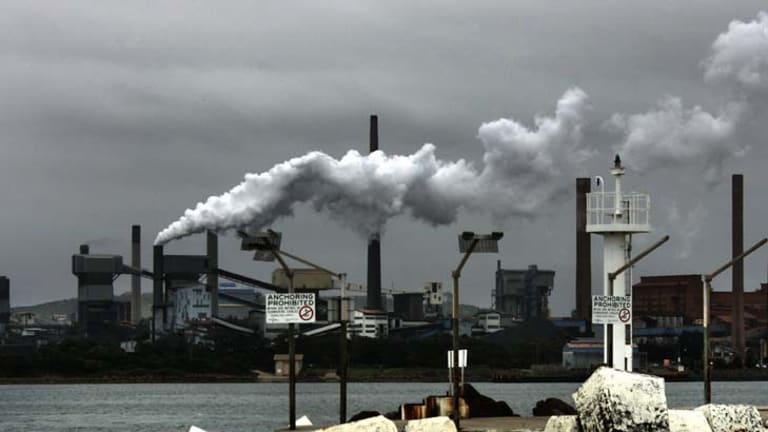 Unpopular ... carbon credits.