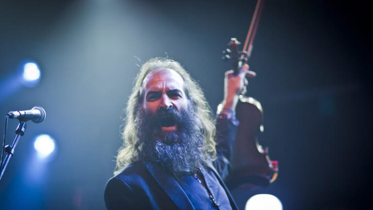 The Dirty Three's Warren Ellis returns this year with Grinderman.