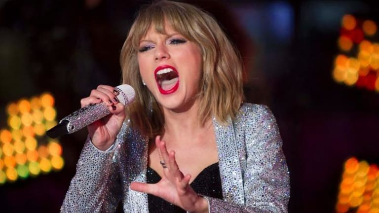 Taylor Swift: Pop at its very best.