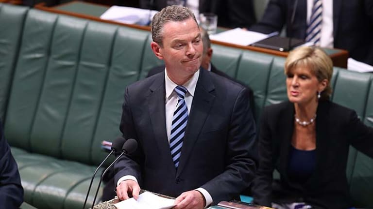 """""""The emotional commitment within the federal government is to continue to have a direct relationship with the non-government schools sector"""": Education Minister Christopher Pyne."""