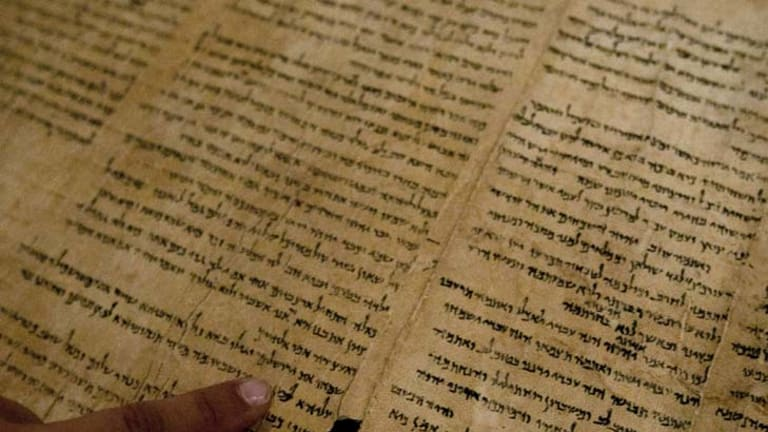 The Dead Sea SCrolls can now be read online.