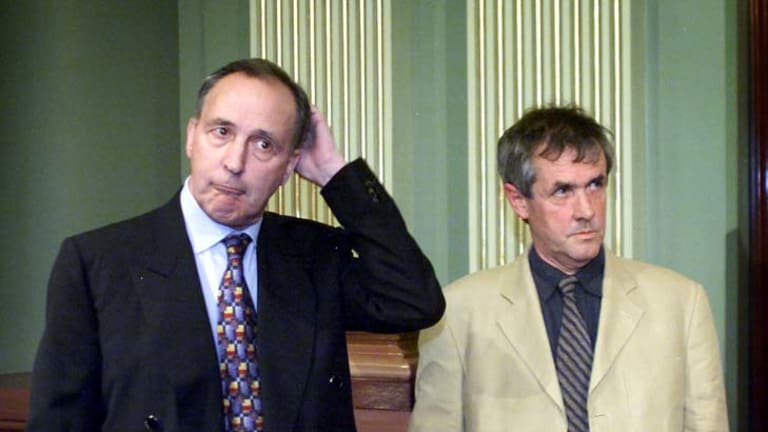 The last time Paul Keating and Don Watson spoke in person was at the launch of Recollections of a Bleeding Heart in 2002.