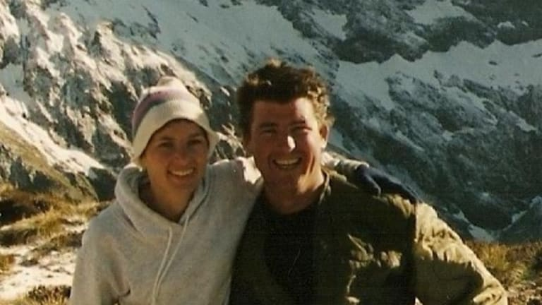 Deb and Stuart Rae.