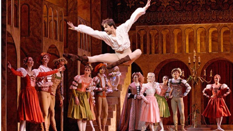 The WA Ballet is revisiting <i>The Taming of the Shrew</i>.