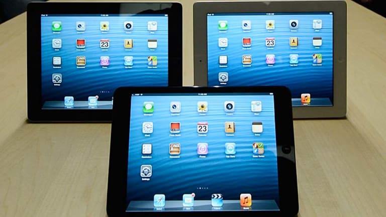 Underdog iPad Fills 3 Years
