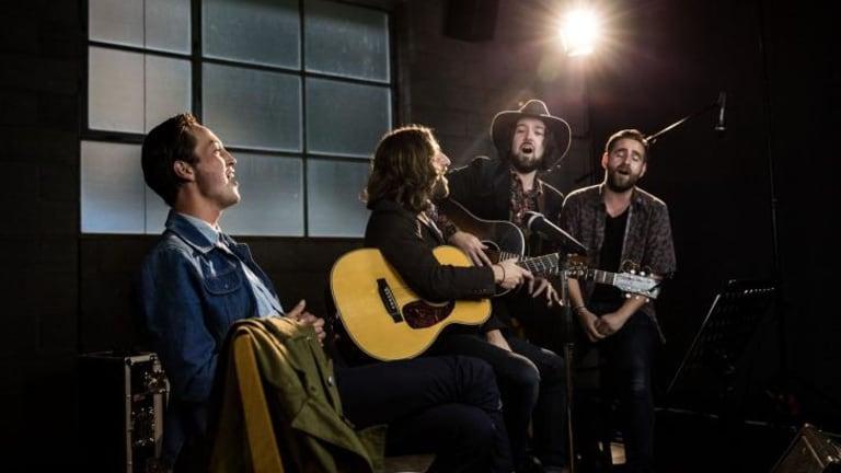 Marlon Williams, Husky Gawenda, Jordie Lane and Fergus Linacre take on The Beatles.
