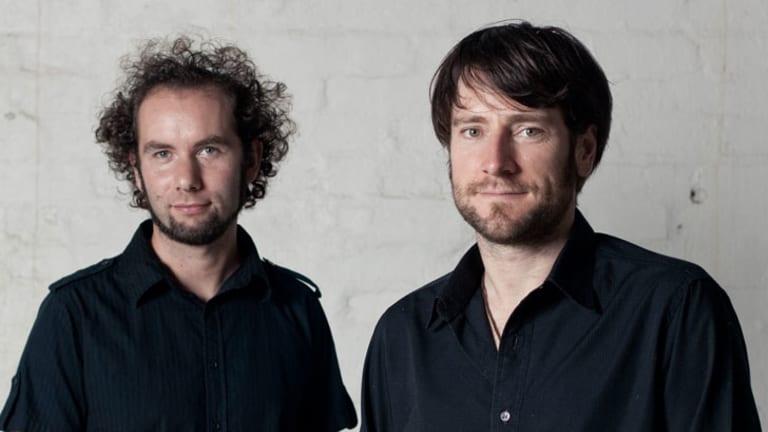 Fenn Bailey and Tom Howard