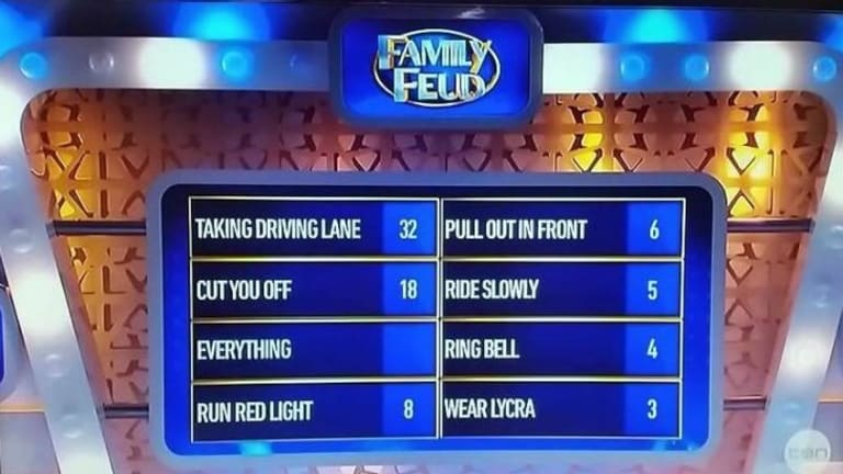 The controversial question that caused a stir on <i> Family Feud</i>.