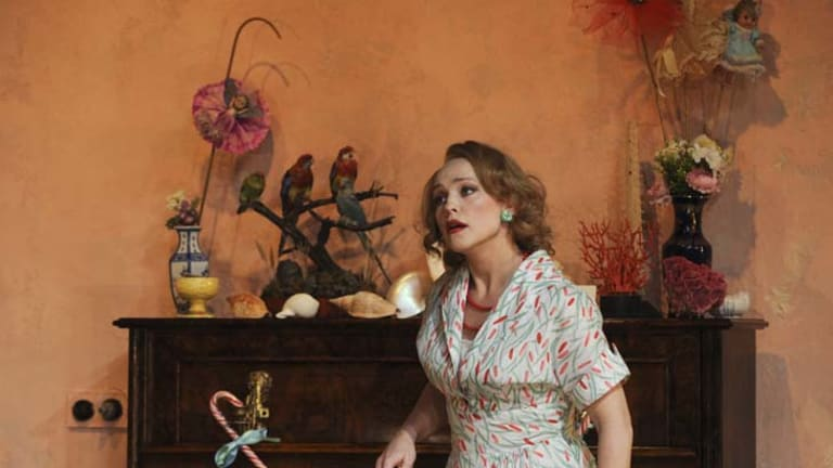 People like us ... Susie Porter portrays Olive as a head-turner even as her determined girlish streak wears thin.