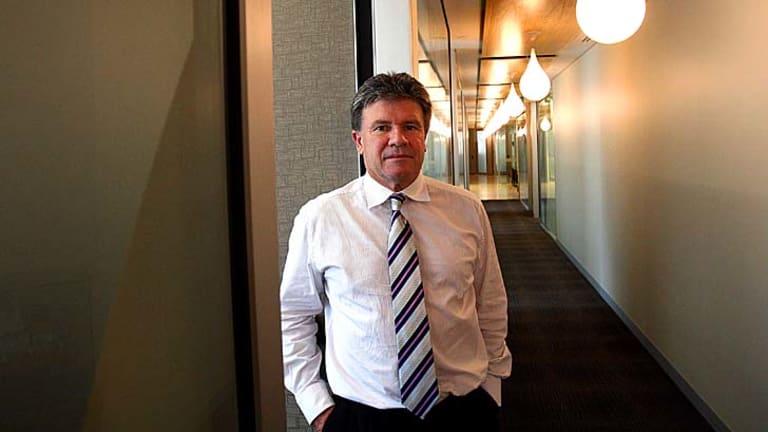 David Coe ... former chairman of Allco finance group.