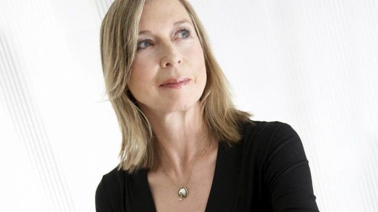 Better late … Vickers, a former psychotherapist, finished her first published book when she was 50.