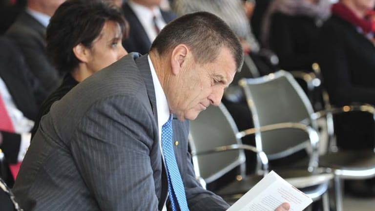 Jeff Kennett was accused of bullying by beyondblue's former chief.