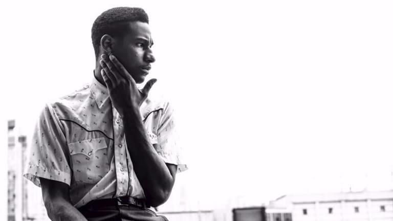 Soul sensation: Leon Bridges.