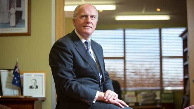 Minister for Employment Eric Abetz says the backflip shows the government is listening to feedback.