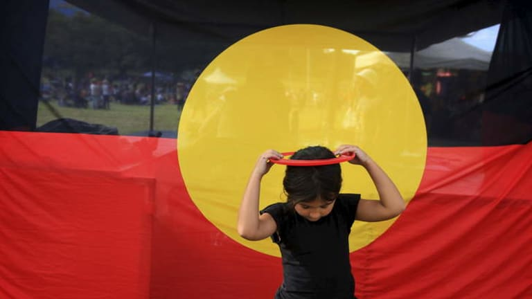Australia Day: January 26 is not a source of pride to indigenous Australians, says Bellear.  Photo by James Alcock.