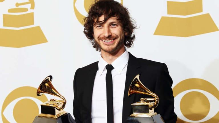 Three-time Grammy award winner Wally de Backer, better known as Gotye.